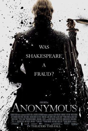 Anonymous. L'identità di Shakespeare dietro il sipario. Rhys Ifans bello come non è inrealtà