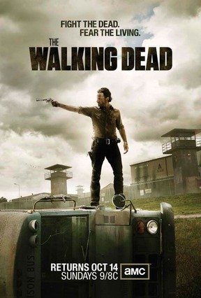 The Walking Dead Stagione 3