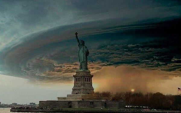 urgano Sandy New York
