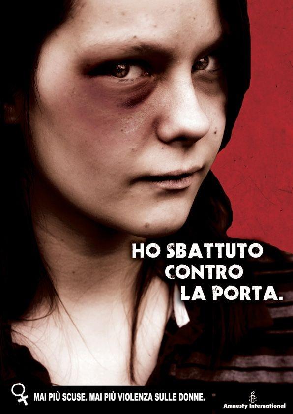 mai-piu-violenza-sulle-donne amnesty international