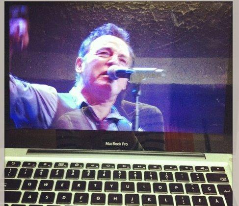 Bruce Springsteen concerto 121212