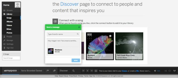 discover myspace