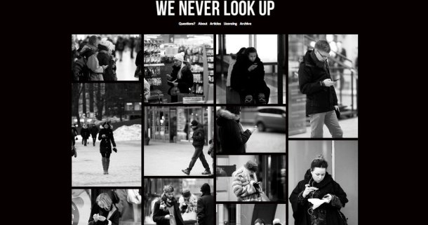 Screenshot di We never look up
