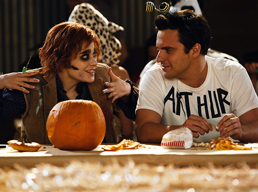 new-girl-nick miller jessica day