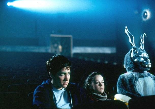 Una scena dal film Donnie Darko