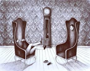 Virginia Mori: illustrazioni tra il gotico e l'onirico. Impressioni d'Ottobre.