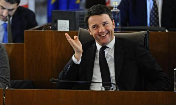 Renzi mr bean il caso die tageszeitung e ransie la