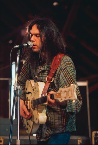Neil Young - archive photo