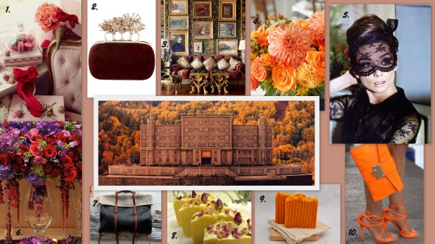 Grand Budapest Hotel Moodboard