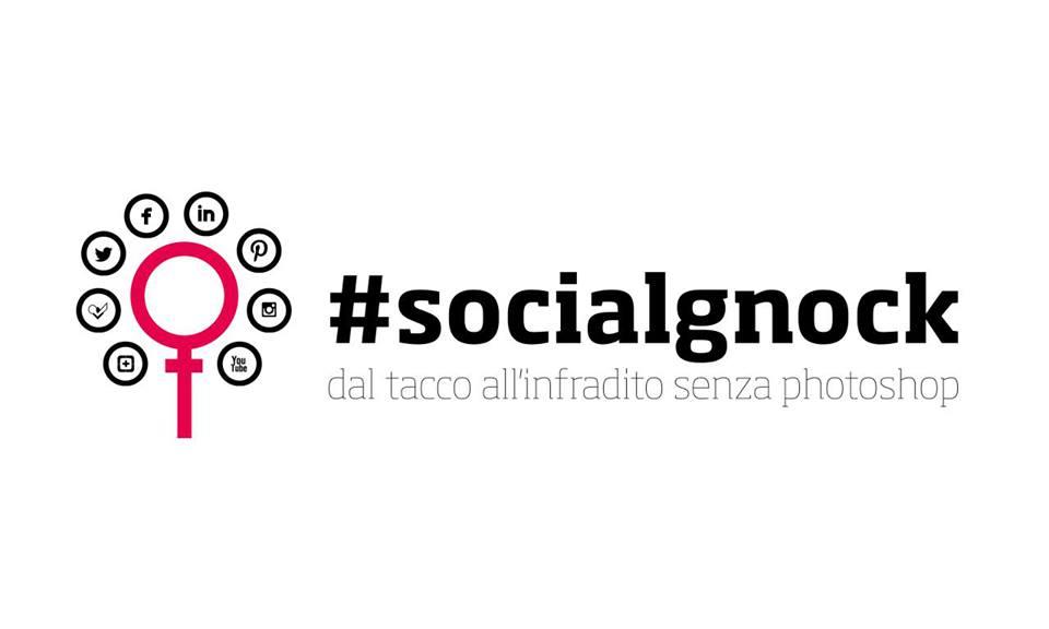 Il logo delle #Socialgnocks