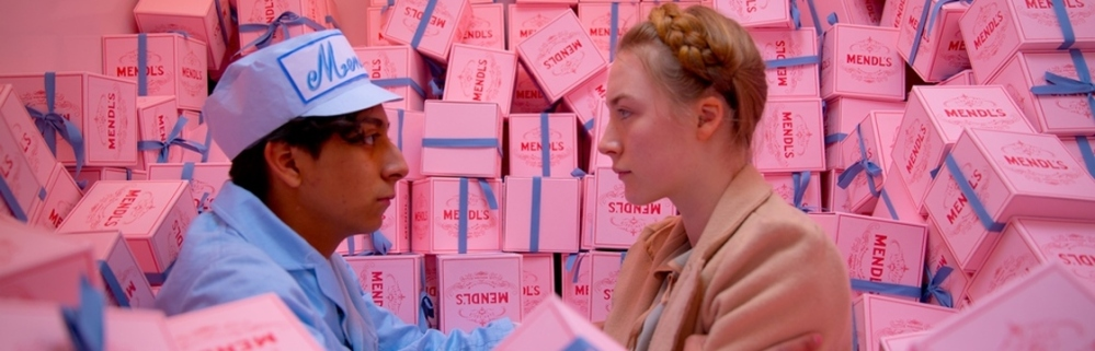 Grand Budapest Hotel film Wes Anderson