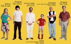Little Miss Sunshine: 5 lezioni di vita in formato tascabile